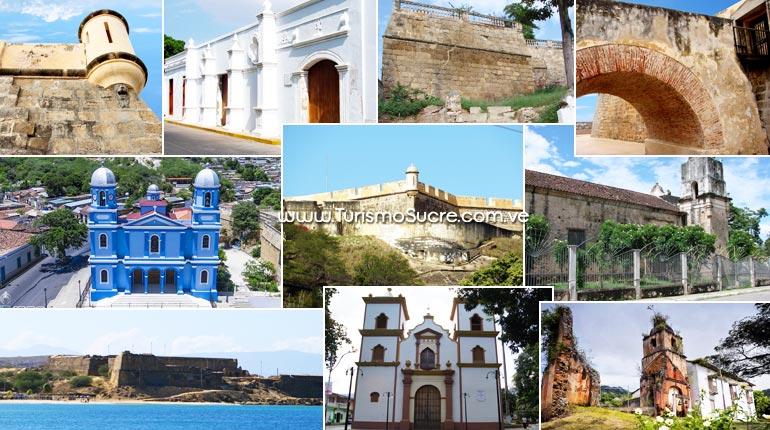 Santa Maria Honda >> Patrimonios Históricos • Estado Sucre